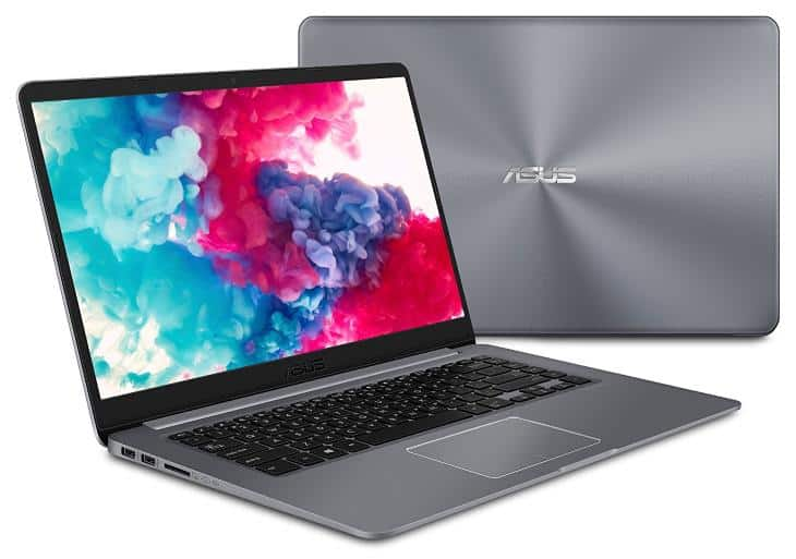 ASUS VivoBook F510UA Best Gaming Laptops Under $500 in 2019