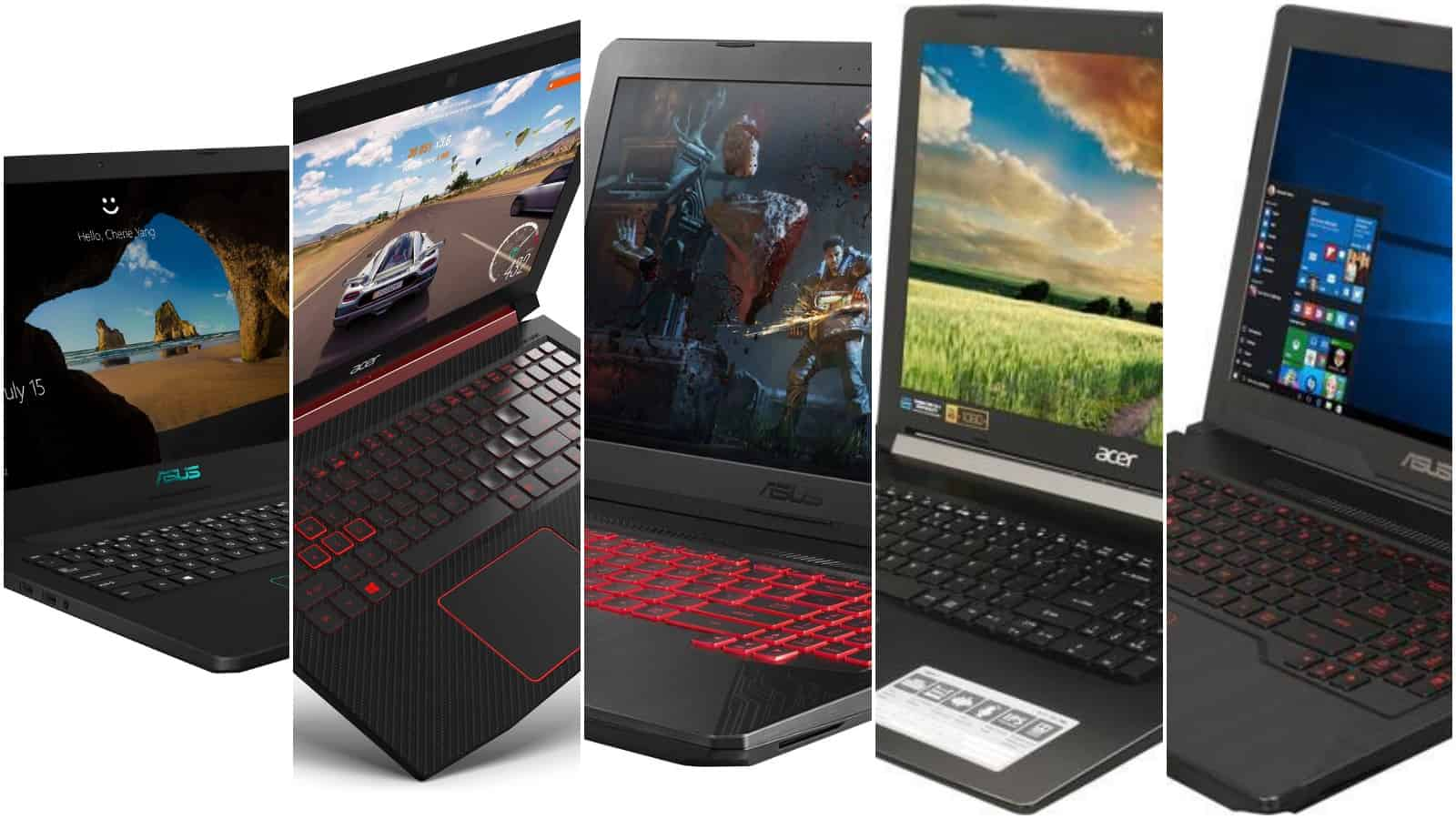 10 Best Gaming Laptops Under 800 Of 2019 Voxel Reviews