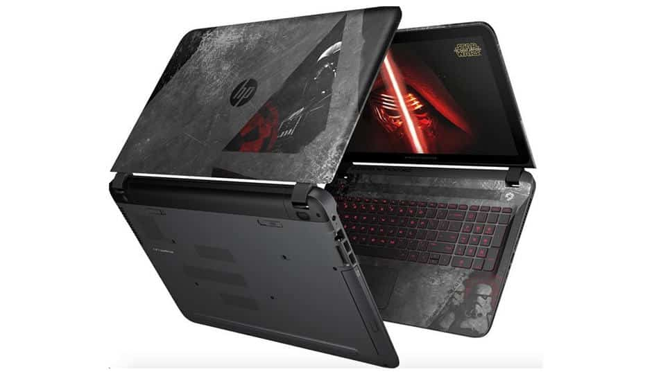 HP Star Wars Best Gaming Laptops Under $500 in 2019