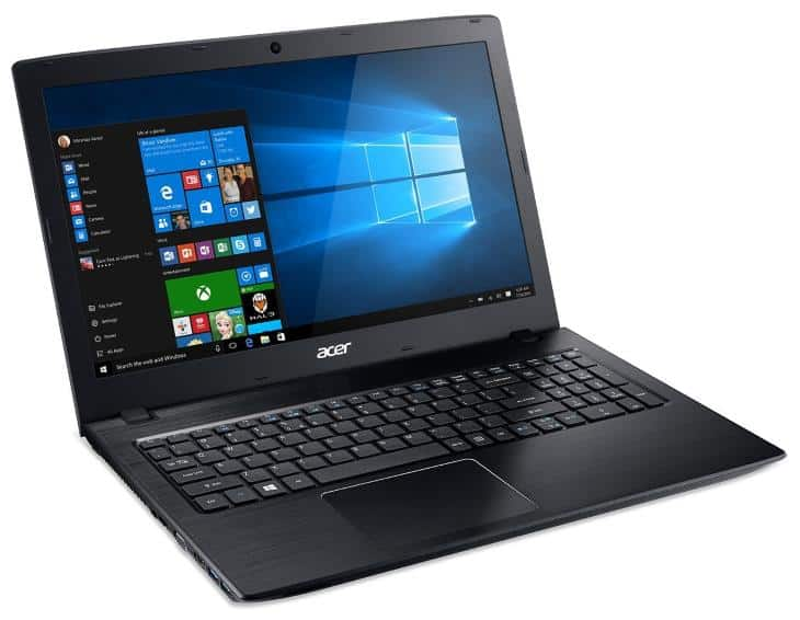 Acer Aspire E5-575G-53VG Best Gaming Laptops Under $500 in 2019