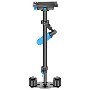 Neewer 24″:60cm Handheld Carbon Fiber Alloy Stabilizer