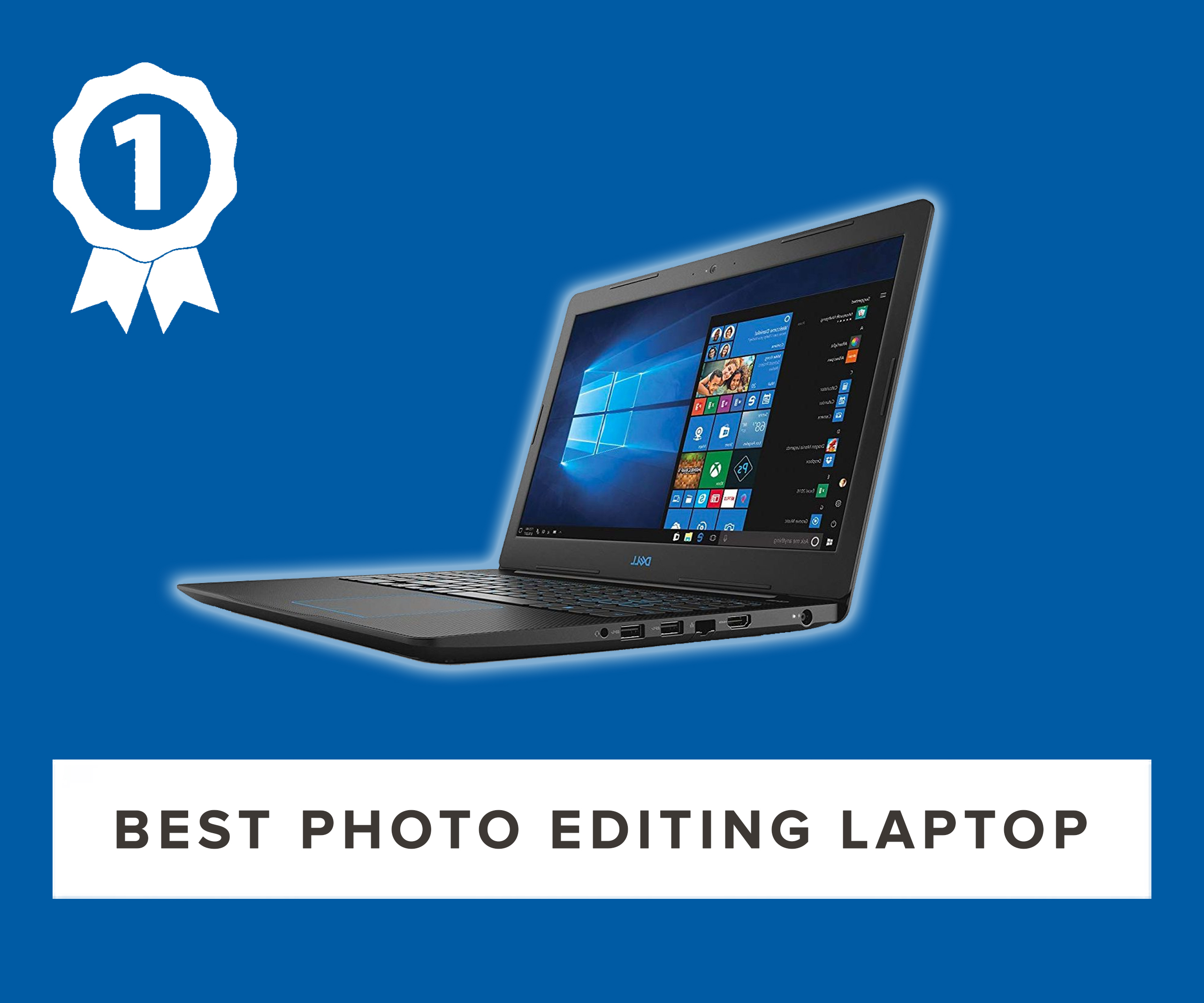 best photo editing laptop